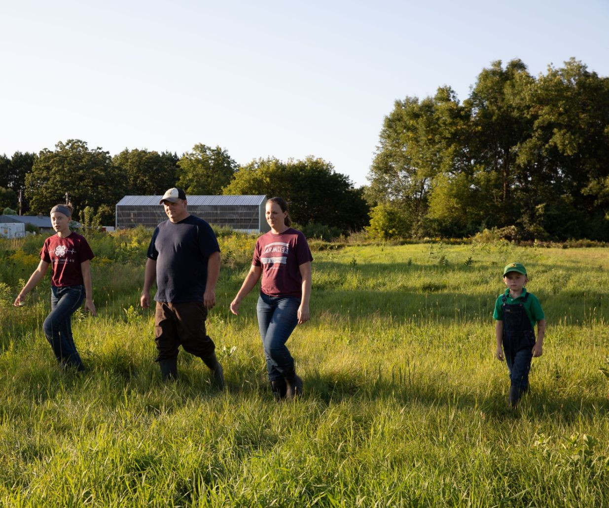 More About Us And Our Farm