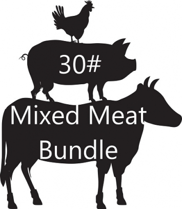 30# Mixed Meats Bundle