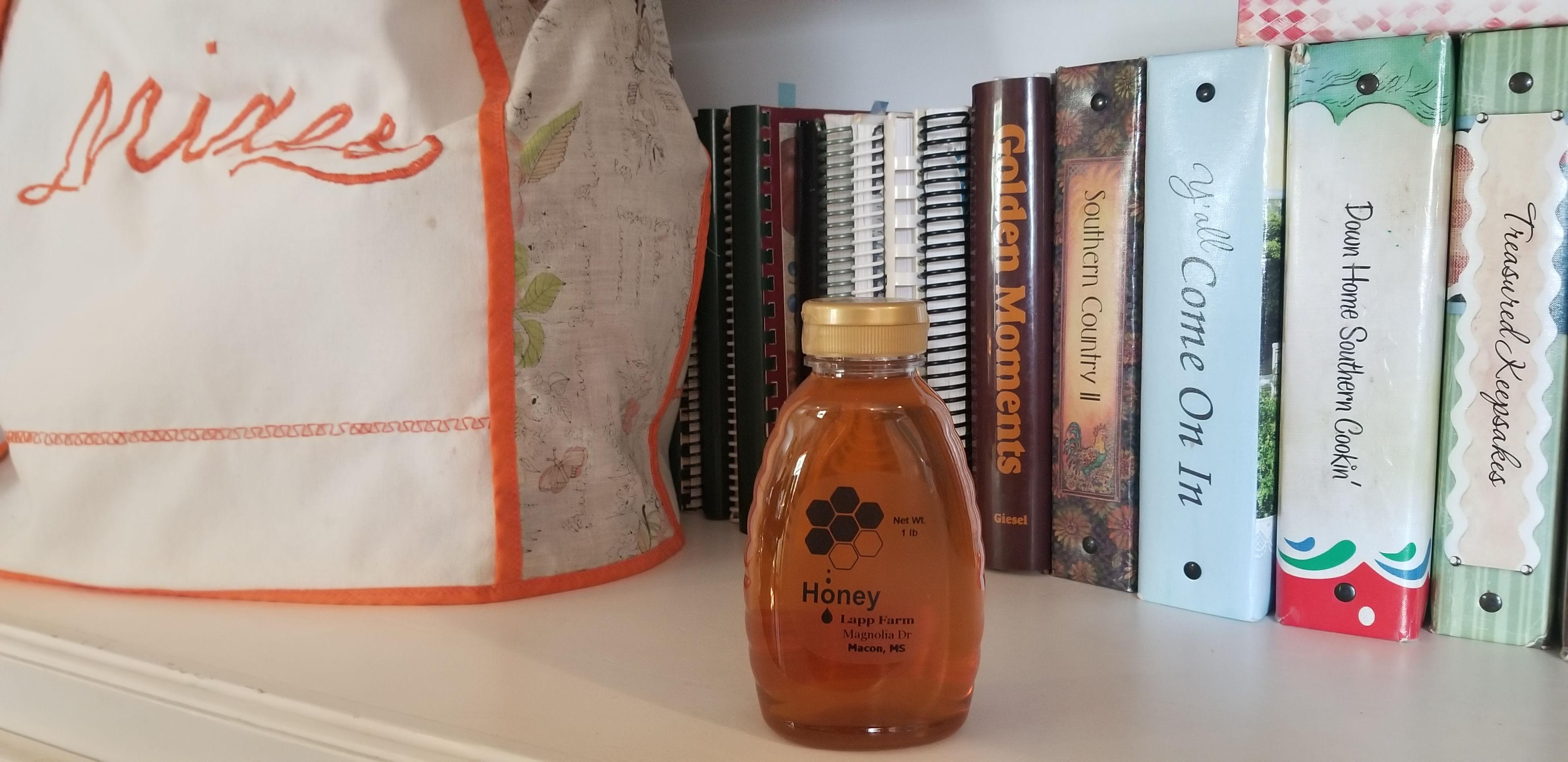8 oz. Honey (squeeze bottle)