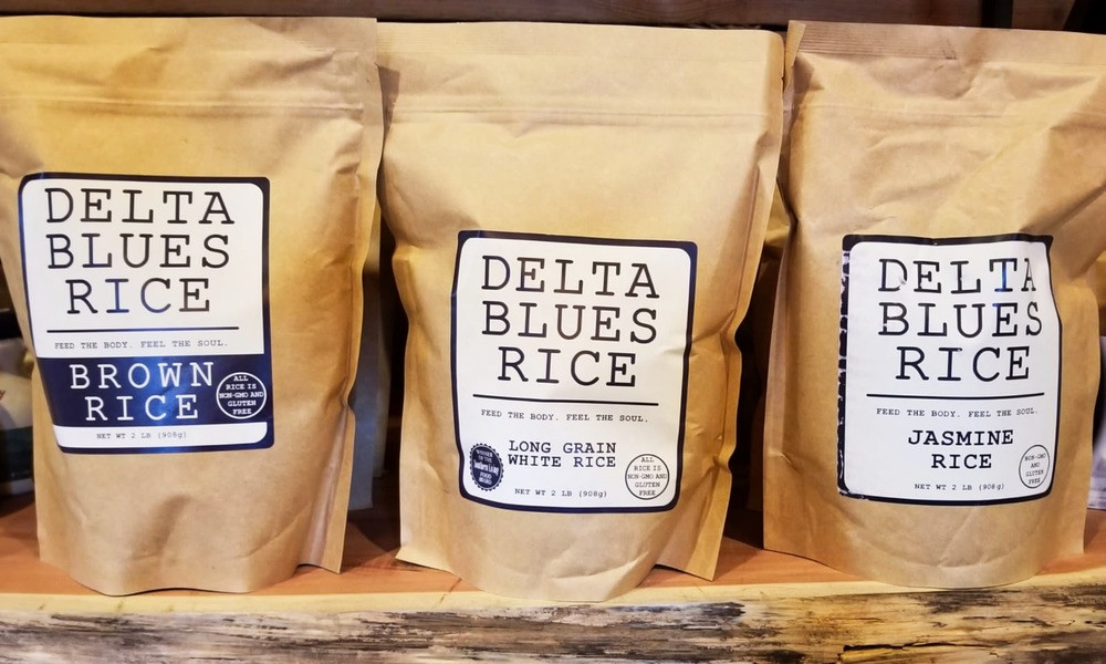 Delta Blues Rice Is Here!