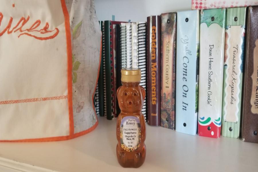 12 oz. Honey Bear (squeeze bottle)