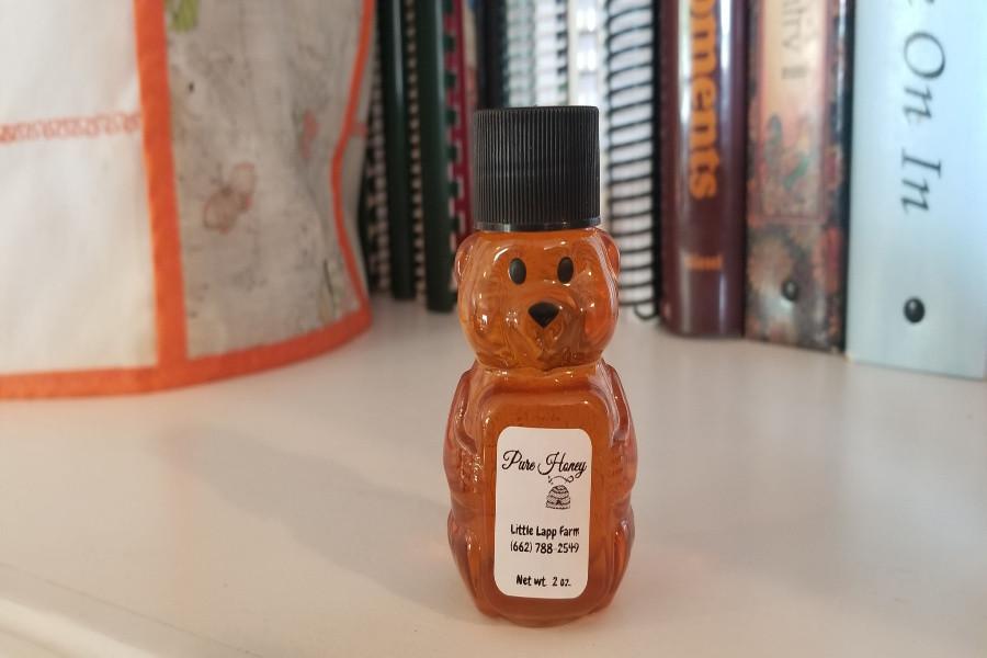 2 oz. Honey Bear