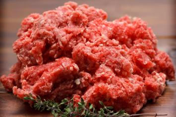 80/20 Ground Beef