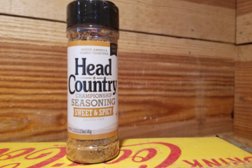 Head Country Sweet & Spicy