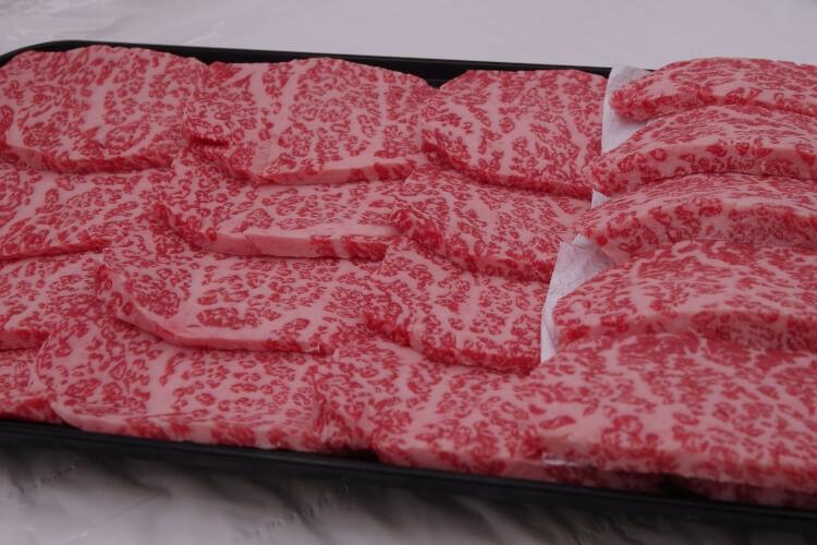 525 Joshu Wagyu Premium Yakiniku (JPN) 上州和牛特選焼肉 (日本) Avg 200g (7 oz)