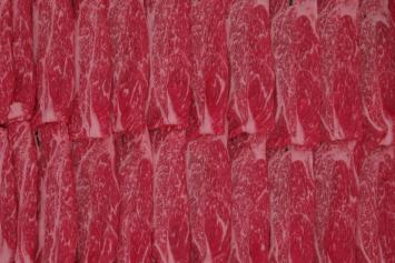 073 Wagyu Slice (US) 和牛薄切 (米国) 300g (10.5 oz)
