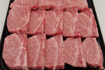 546 Hida Beef Deluxe Yakiniku (JPN) 飛騨牛 特上焼肉 (日本) Avg 200g (7 oz)