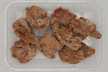 425 Deep Fried Chicken Karage 揚げたて唐揚げチキン Avg 300g (10.5 oz) Frozen