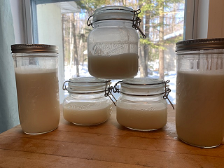 Homemade Lard