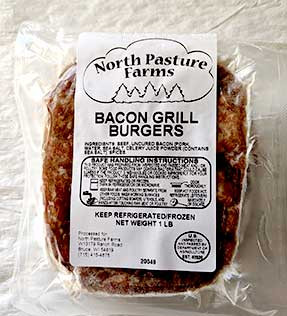 Bacon Grill Burgers