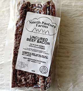 Beef Bacon Sugarless