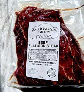 Beef Steak Flatiron