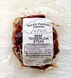 Beef Steak Tenderloin