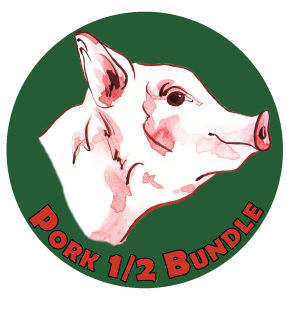 Pork Half Bundle