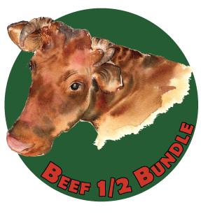 Beef Half Bundle