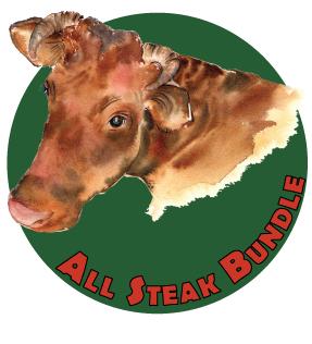 Steak All Steak Bundle