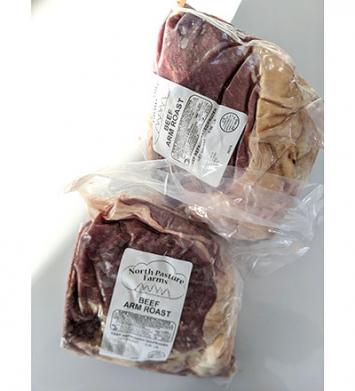 Beef Roast Arm Two Roast Bundle