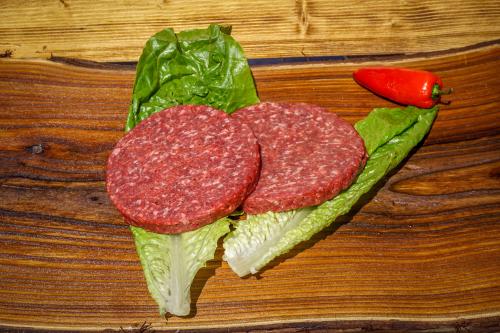 Beef Ground Top Sirloin Steak Patties
