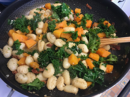 Chef Erika's Gnocchi with Bacon
