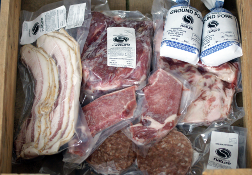 Pork Sampler