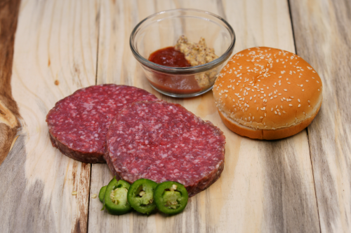 Ground Beef (85% Lean Patties) Bundle