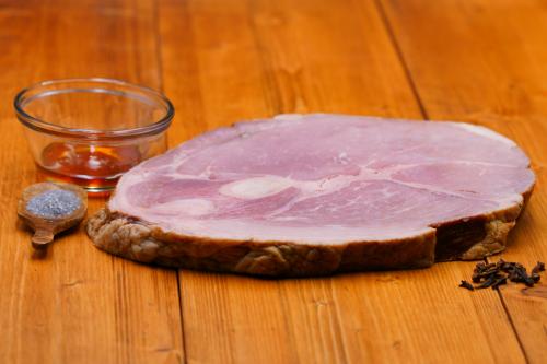 Pork Ham Steak (Smoked & Uncured)