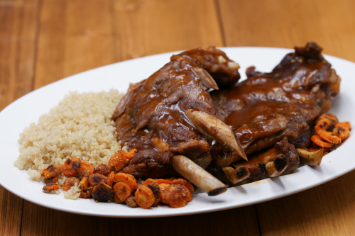 Pressure Cooker Sweet and Sour Pork Spareribs