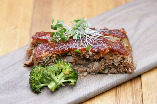 Ranch-Style Meatloaf