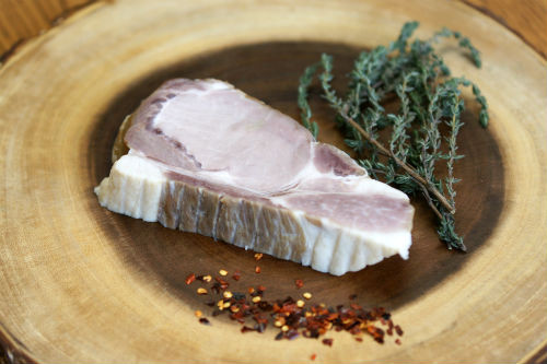 Pork Boneless Loin Chop (Smoked and Uncured)