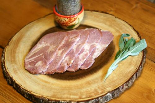 Pork Cottage Bacon (Smoked)