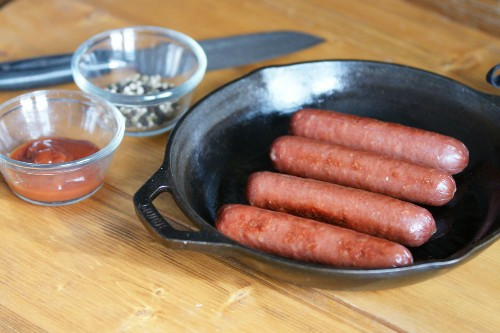 Beef Franks (Smoked)