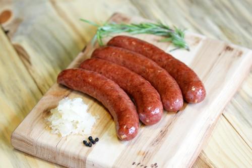Beef Smoked Bratwurst