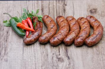 Pork Jalapeno-Chipotle Sausage