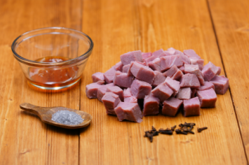 Diced Ham (Smoked & Uncured)