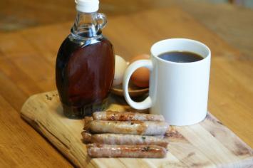 Pork Maple Breakfast Sausage Links