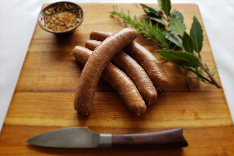 Beef Italian Sausage Links