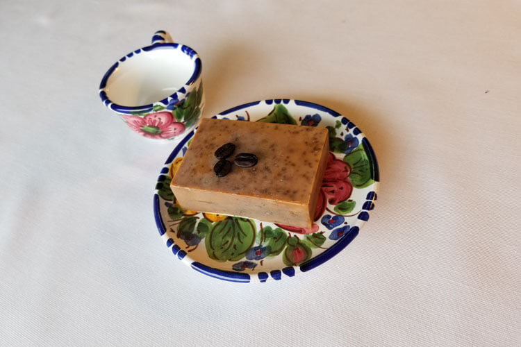 Old Fashioned Soap - Coffee Scrub