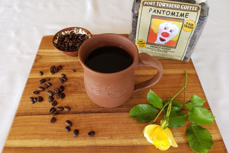 Coffee - Pantomime