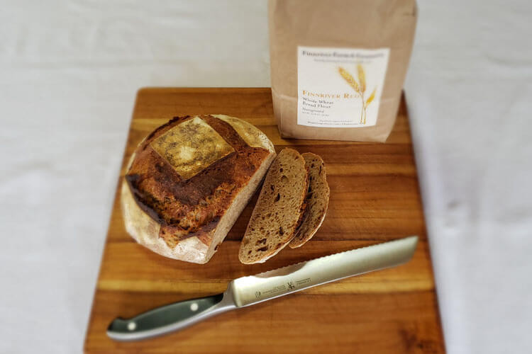 Whole Wheat Bread Flour
