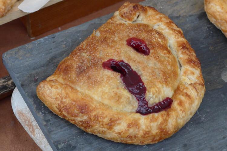 Blueberry Nectarine Hand Pie - Take & Bake