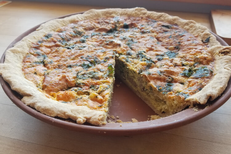 Favorite Quiche with Tips & Variations (Recipe)