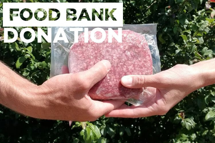 Ground Beef Donation