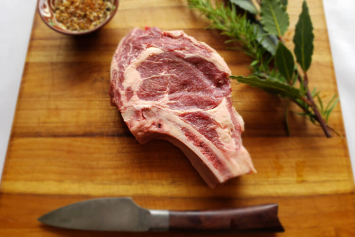 Bone-In Ribeye Steak