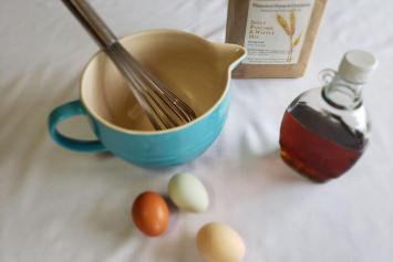 Spelt Pancake & Waffle Mix