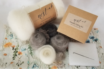 Needle Felting Bundle