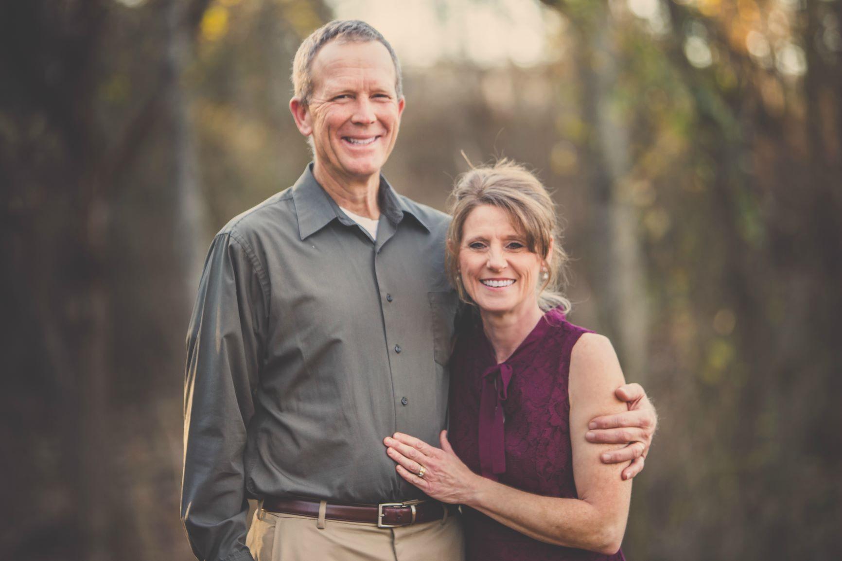Brent & Jennifer Fry