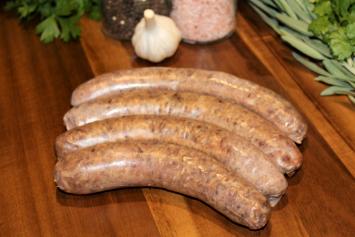 Bratwurst - Chorizo