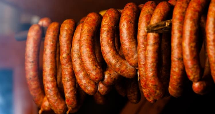 10lb Sausage Bundle