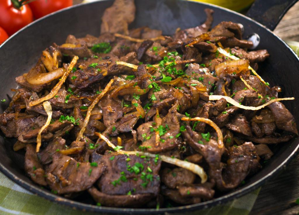 Liver, Beef