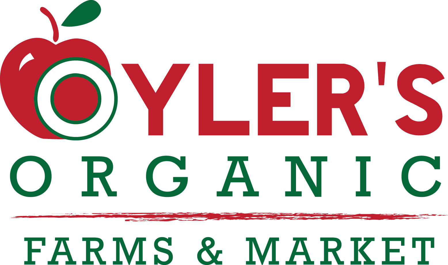 Oyler's Organic Farms & Market Logo